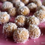 Kuleczki jaglane a la Rafaello (bez glutenu i laktozy)