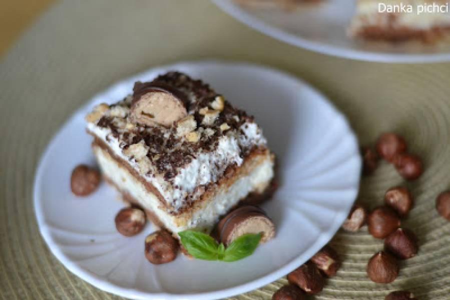 Przepis Na Ciasto Kinder Bueno Bez Pieczenia Danka Pichci