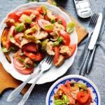 Panzanella, czyli włoski sposób na pomidorową błogość