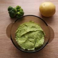 Schab z brokułami dla niemowlaka (od 8 miesiąca)