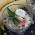 Bananowe risotto