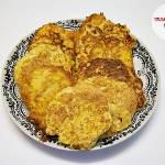 Kokosowo-ryżowe placuszki dyniowe