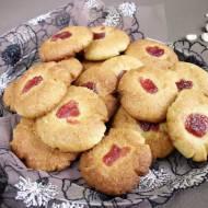 Ciasteczka Z Masłem Orzechowym I Marmoladą
