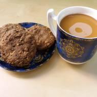 Doskonałe kawowe ciasteczka owsiane (z resztek po mleku owsianym) – bez mleka i jajek