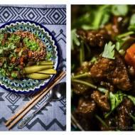 Azjatycka potrawka z wołowiny