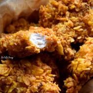 Zdrowe strips'y jak z KFC – kurczaki w panierce FIT