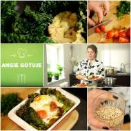 Zapiekanka z łososia – Angie gotuje – odc. 2