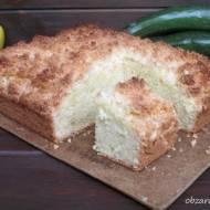 Ciasto z cukinią i kokosem