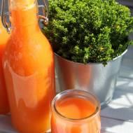 sok witaminowy - grapefruit i mandarynka