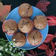 Muffinki czekoladowe z bydyniem