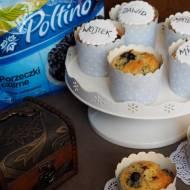 Muffinki z porzeczkami - na Dzień Chłopaka