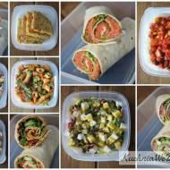 10 pomysłów na szybkie Lunchbox'y część 2.