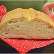 Chleb biały bez zaczynu
