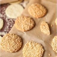 Barazek - sezamowe ciasteczka
