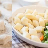 Kopytka - pomysł na tani obiad