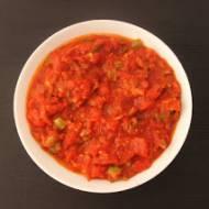 Sofrito - hiszpański tradycyjny sos pomidorowy