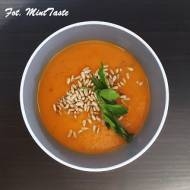 Zupa krem z dyni z kurkumą
