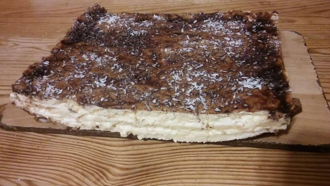 Sybirak -przepis na to ciasto dostałam bardzo dawno od rodzinki