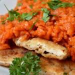 Piersi z kurczaka w warzywach a'la ryba po grecku