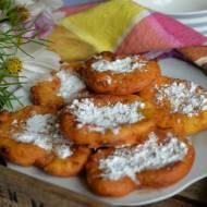 Racuchy z białego sera- palce lizać!