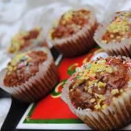 Muffinki jabłkowo- marchewkowe