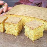 Ekspresowe ciasto marchewkowe