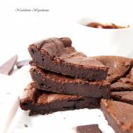 Brownie z dwóch składników