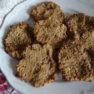 Vegańskie ciastka owsiane