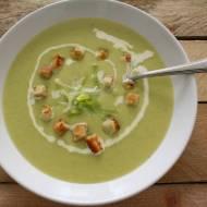 Zupa krem z pora – sprawdzony przepis