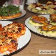 Mini pizza w4 smakach (część III)