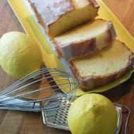 Ciasto cytrynowe - babka cytrynowa