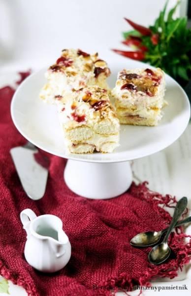 Ciasto Malakoff