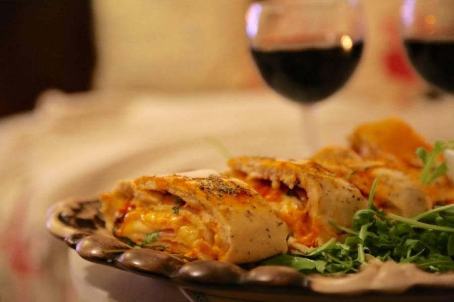 Pizza inaczej, Stromboli