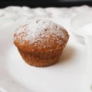 Muffinki cynamonowe zmasłem orzechowym
