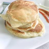 Pyszne pancakes z mascarpone