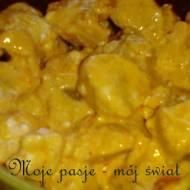 Najprostsze curry z kurczaka