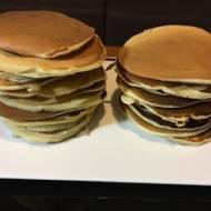 Pancake na mleku