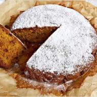 Ciasto dyniowo - marchewkowe