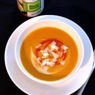 Zupa krem z mango i dyni