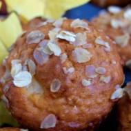 Jogurtowe muffinki z jabłkami