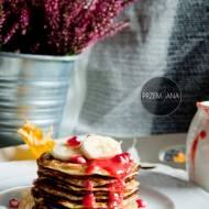 Pankejki owsiane na śniadanie