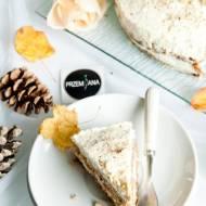Ciasto dyniowe z masą serową