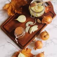 Syrop z cebuli i miodu