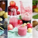 Blender kielichowy IN Amica i jesienne koktajle owocowo-warzywne