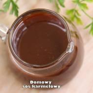 Domowy sos karmelowy - dodatek do ciasta, naleśników, kawy