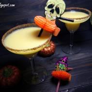 Halloweenowy poncz dyniowy