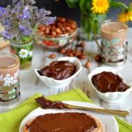 Krem czekoladowo-orzechowy na kanapki