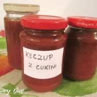 Keczup z cukinii
