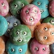 Spójrz mi w oczy... Halloweenowe ciasteczka