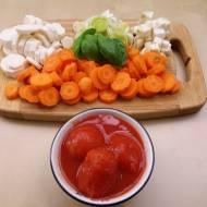 Zupka pomidorowa dla niemowlaka (od 9 miesiąca)